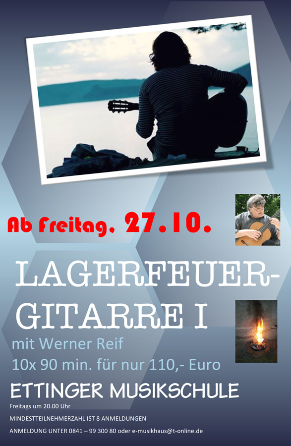 Lagerfeuer Kurs